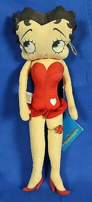1983 King Features Syndicate Comic Classics Betty Boop Doll 17""