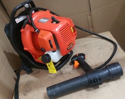 30CC Backpack Petrol Leaf Blower Yard Garden Commercial Outdoor