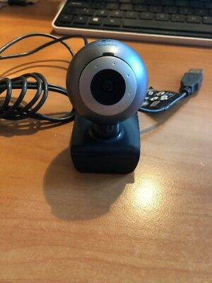 Logitech Webcam Eyeball Camera V-UBC40