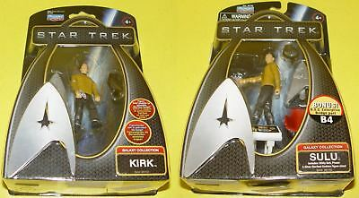 Star Trek Playmates  Galaxy Collection Figuren zum aussuchen (mit Lagerspuren)