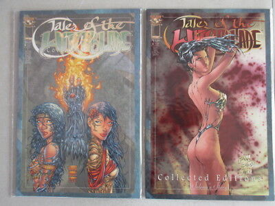 Tales of the Witchblade - Collected Edition #1-2 Complete (2 Comics) VF-NM