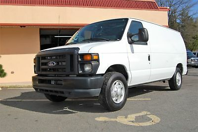 Ford E-150 Cargo VERY NICE 2014 MODEL FORD E150 CARGO VAN....UNIT# 3887T