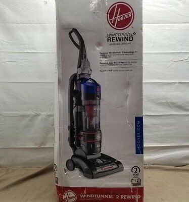 Hoover UH70825 WindTunnel 2 T-Series Rewind Bagless Upright Vacuum Cleaner