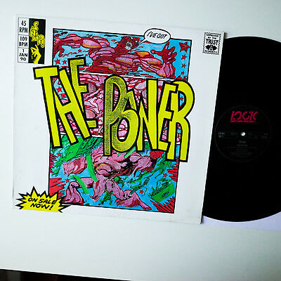 "Snap! ‎– The Power , GER´89, 12"" EP, Vinyl: vg+"