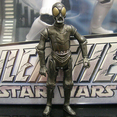 STAR WARS the legacy collection 5D6-RA7 Death Star droid bad TLC