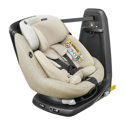 Brand New Maxi-Cosi AxissFix Plus Car Seat In Nomad Sand RRP £395