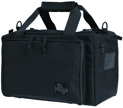 "Maxpedition Compact Range Bag 13""x10""x7"" Black 0621B"