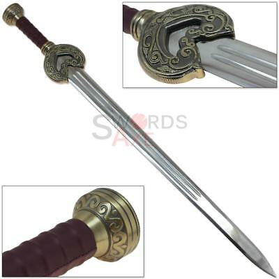 Lord of the Rings Dancing Horses Movie Sword Replica Rider King Rohan Cosplay
