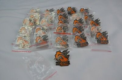 2013 Wisconsin Ducks Unlimited Pin Lot of 26 sealed in original bags.