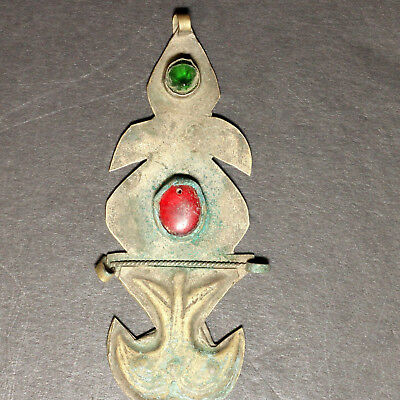 Dangle Pendant Turkoman Tribe BellyDance KUCHI Tribal ATS 850x1