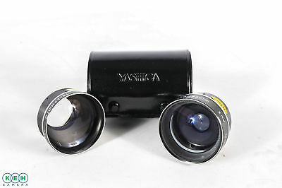 Yashica Tele/Wide Set (124/124G)