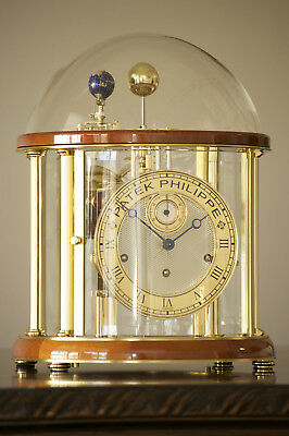 Patek Philippe Grand Sii Advertising Showroom Complication Clock Display