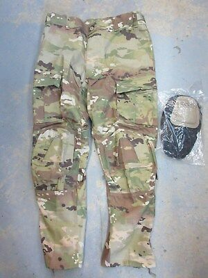 Us Army Scorpion Ocp Combat Pants Fire Resistant Large Regular Crye Knee Pads