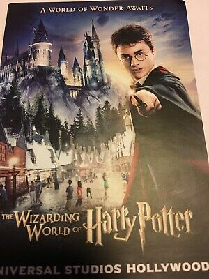 Universal Studios Hollywood Priority Passes  Harry Potter Forbidden Journey