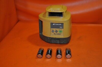 Topcon RL-H3C Rotating Laser Level System with BATTERIES