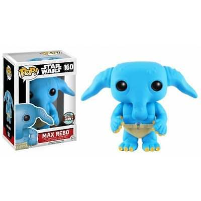 POP! Star Wars #160 Max Rebo - Speciality Series