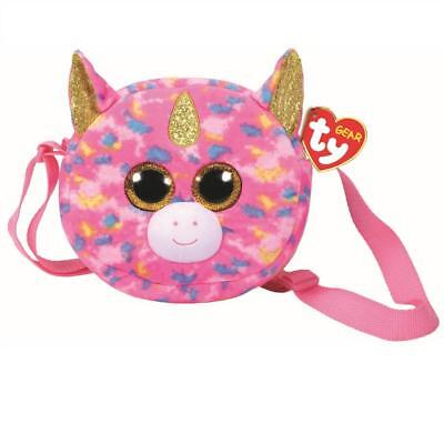Ty Beanie Babies 95101 Ty Gear Fantasia the Unicorn Boo Shoulder Bag