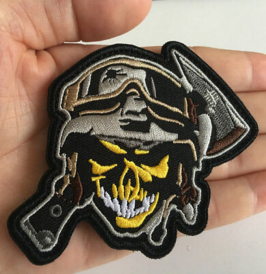 Australia Military badge Tactical Morale Hook EMBROIDERY PATCH