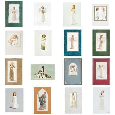 Willow Tree Susan Lordi Demdaco Greeting & Christmas Cards Select From Menu