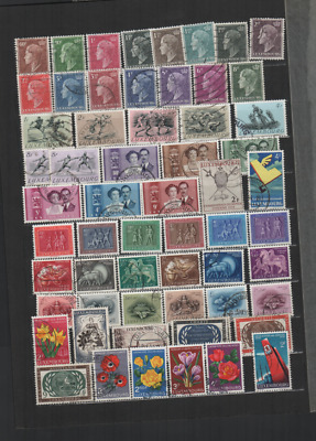 2178            Luxembourg  MNH and used  selection