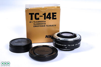 Nikon TC-14B Teleconverter, for Nikon (AI,AIS Over 300mm)