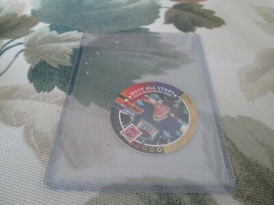 1994-95 Canada Games NHL POGS #  266 PAVEL BURE AS VANCOUVER CANUCKS