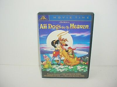 All Dogs Go to Heaven DVD Movie