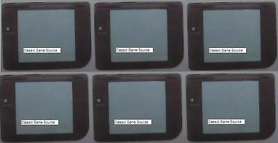 13 LOT of Battery covers & Plastic screens for Gameboy color + Original