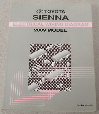 2009 sienna service manual