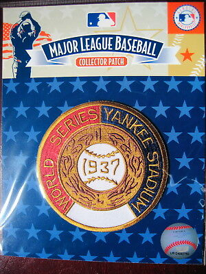 MLB New York Yankees 1937 World Series Champions Patch