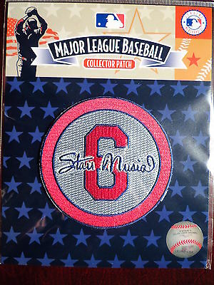 MLB Official Licensed St Louis Cardinals Stan Musial Memorial Patch Gray 2013