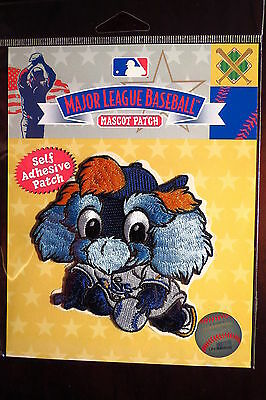 MLB Tampa Bay Rays Baby Mascot Patch - Sticky Backing 2014