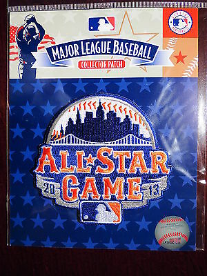 MLB Official 2013 All Star Game Patch New York Mets