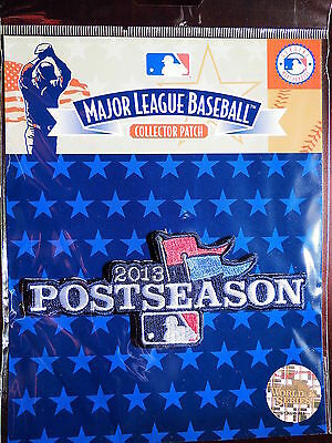 MLB Official Authentic 2013 Postseason Patch