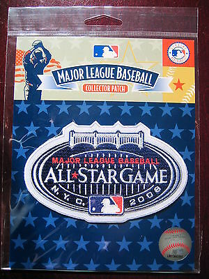 MLB Official 2008 All Star Game Patch New York Yankees
