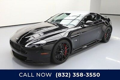 Aston Martin Vantage  Texas Direct Auto 2015 Used 6L V12 48V Automatic RWD Premium