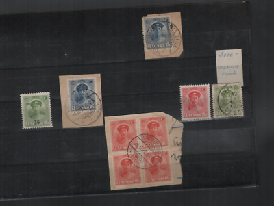 2181                       Luxembourg used rare selection