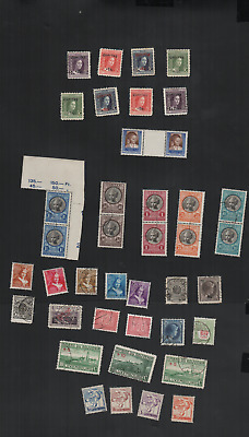 2182                       Luxembourg used  and MNH  rare selection