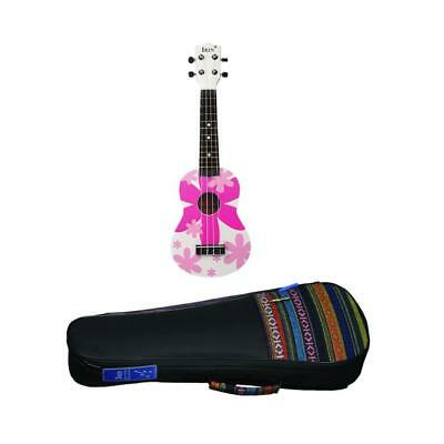 21 Inch Soprano Ukulele with Gig Bag Musical Instrument for Beginner Student