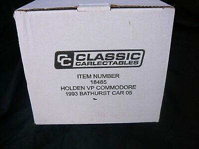 classic carlectables 1:18 Holden VP Commodore 93' Bathurst Car 05