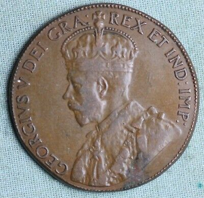 1936 Newfoundland Cent~Penny~ Combined S. & H.
