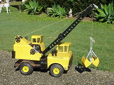 Vintage Mighty Tonka Crane