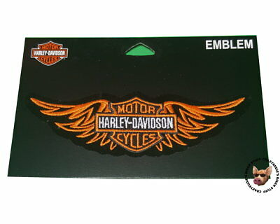 Harley Davidson Ladies Straight Wing Pink Patch 12 99 Picclick