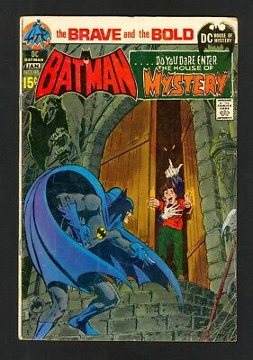 Brave And The Bold #93 - DC Comics (1970) - VG