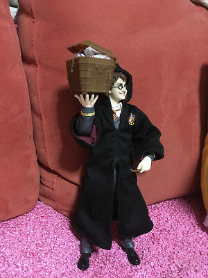HARRY POTTER doll moving does magic tricks battery