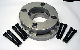 Classic Mini Wheel Spacer Kit with Extended Studs, 10mm,20mm,25mm,32mm per pair