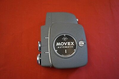 Agfa Movex Automatic I Super 8 Kamera BX6735  Objektiv 1:1,9 F=12 mm #08068