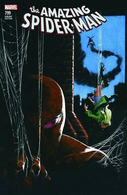 Amazing Spider-Man #799 Gabriele Dell'otto Trade Dress Variant Limited 3000 Nm