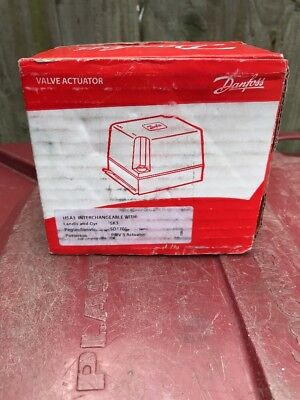 Danfoss Hsa3 3 Port Valve Actuator 087N658700 4 Wire
