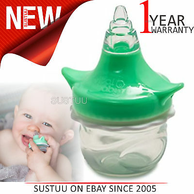 Vital Baby Nasal Decongester│Kids Aspirator To Clear Blocked Nose│Safe+Hygienic
